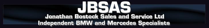 JBSAS Jonathan Bostock Sales & Service Ltd
