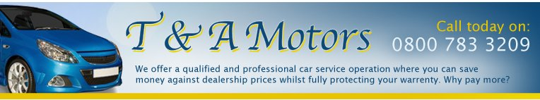 T and A Motors Ltd