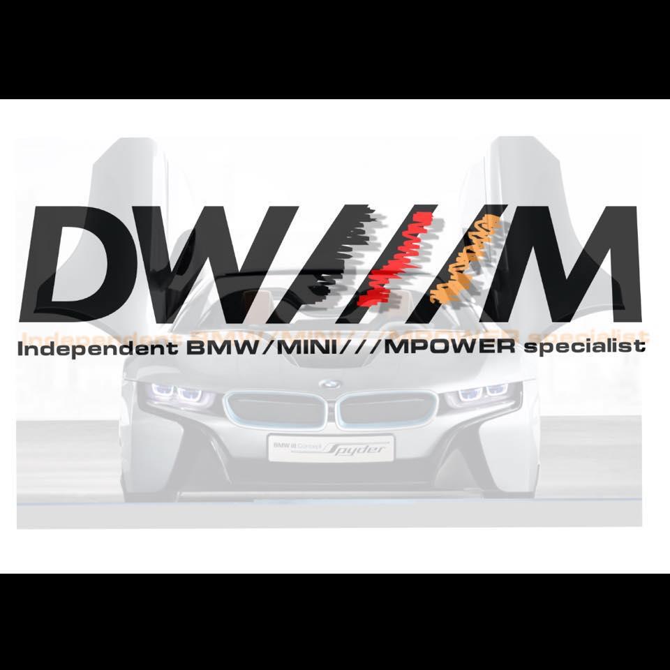 DW Motorworks logo