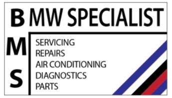 BMS garage Dover logo