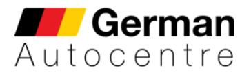BMW garage logo